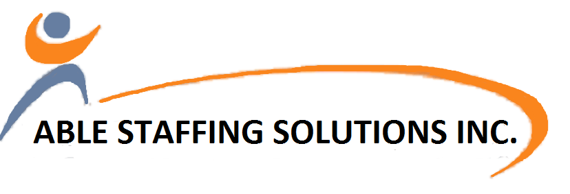 Able Staffing Solutions Inc.